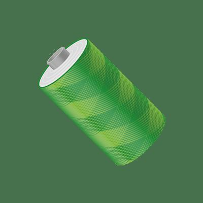 Nähgarn, Kräftige Garne (bis 75 Nm)