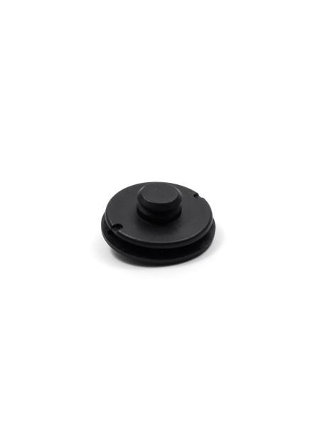 SNAP MALE SCREW LOW | Größe M | Magnetverschluss für 0,5-2,5mm Materialdicke