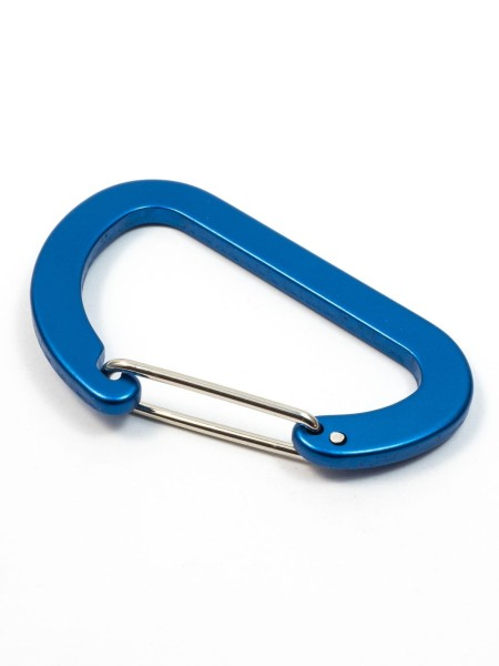 Carabiner with wiregate, 73mm, no print