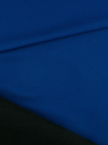 Softshell with fleece liner, soft, 260g/sqm