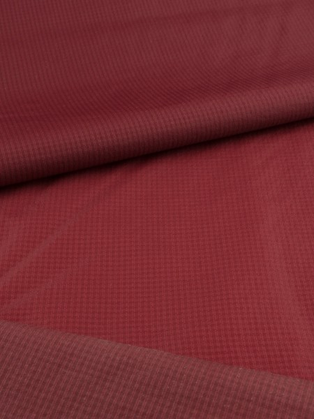 Gewebeart Ripstop Micro-Double-Ripstop-Nylon, ultraleicht, m. kisscoating, winddicht, daunendicht, matt, 34g/qm