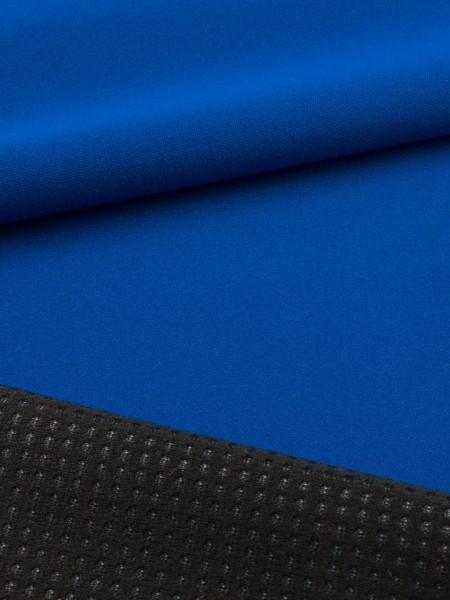 Gewebeart Laminat Softshell GTX, PTFE-Membran, Eyelet-Futter, 230g/qm REST blau 0,25m