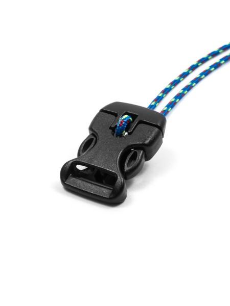 LineLoc side-release-buckle
