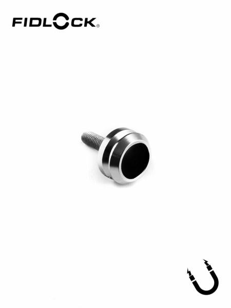 SNAP MALE BOLT | Größe L | Magnetverschluss, Metall, zum Verschrauben, M5 x 17mm