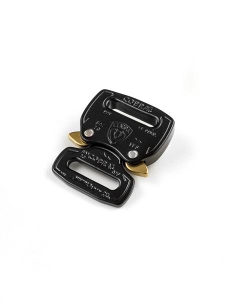 COBRA FM Blitzverschluss, 20mm, CNC 7075 Alu