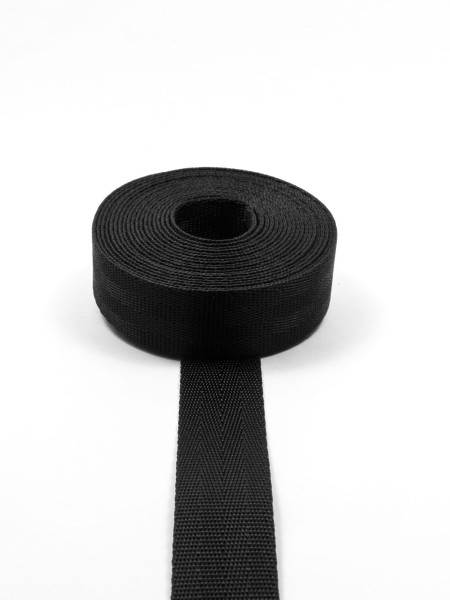 Security-webbing, Polyester, 25mm