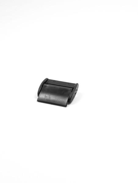 Klappschnalle, 25mm, flach