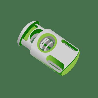 Tankas & Kordelstopper, Für 2mm Kordel