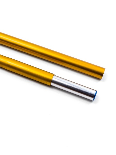 DAC Featherlite NSL tent pole segment endpiece w. insert 8,05mm