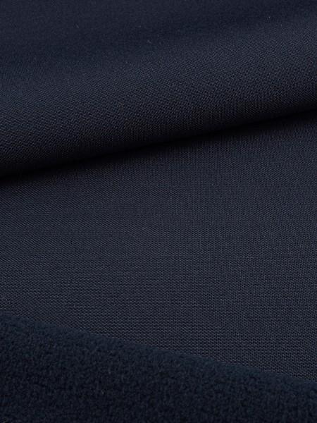 Gewebeart Laminat Softshell mit Fleecefutter, PTFE-Membran, 325g/qm