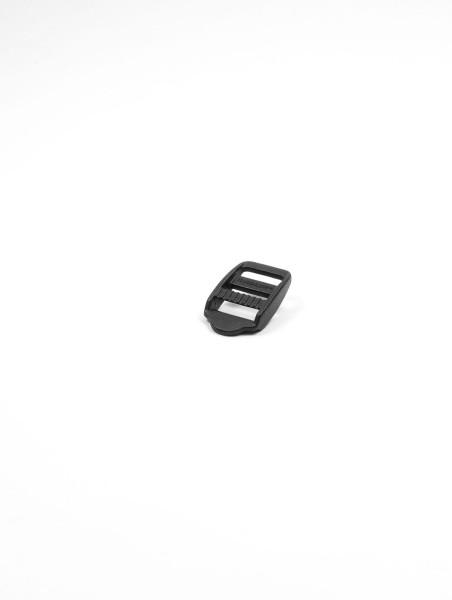 Leiterschnalle, 15mm, flach