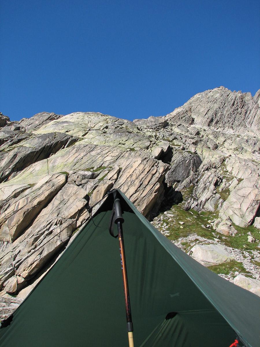 Stoffe für Tarps, Zelt und Sonnensegel