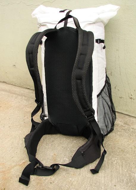 D.C.F. Hybrid Rucksack