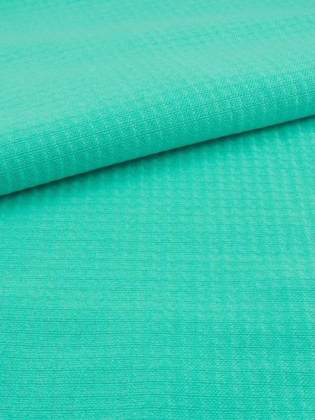 Gewebeart Fleece Funktions-Stretch-Fleece, Grid-Innenseite, dünn, 100% recycled Polyester, 190g/qm