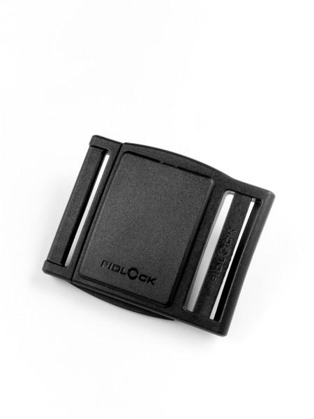 SNAP BUCKLE 40 FLAT | magnetischer Verschluss zum eins. Verstellen, extraflach, 40mm
