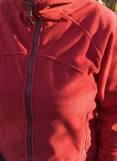 Wind-Pro Fleece-Jacke