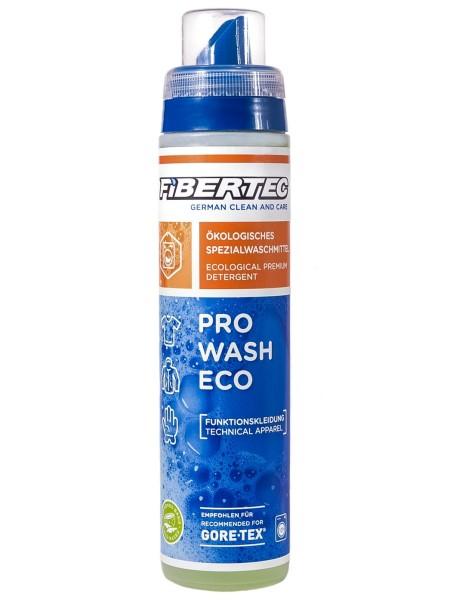 Fibertec Pro Wash Eco, Waschmittel-Konzentrat, 250ml