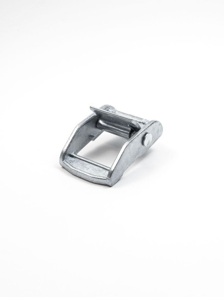 Klemmverschluss m. Feder, Zink-Druckguss, 25mm