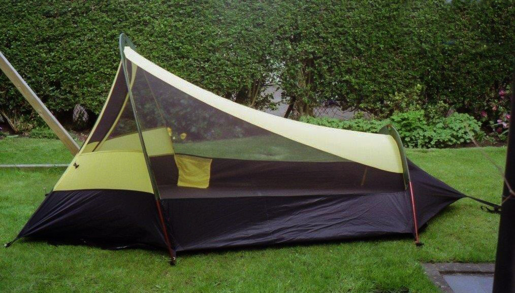 Tent replica