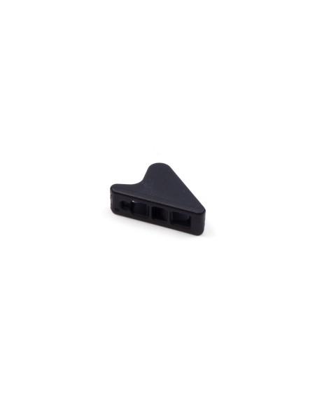 Zeltabspanner Clamcleat® Line-Lok mini, 12 Stk