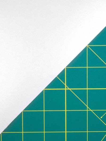 Reflexfolie silber, aufbügelbar, elastisch, EN20471