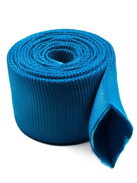 Schlauchband, Polyester, einfarbig, 40mm