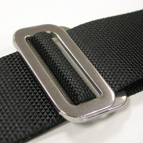 Buckle for webbing, 50mm, stainless steel, Makefast