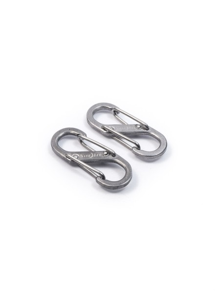 S-Biner, stainless steel, size 0,5, NITE IZE