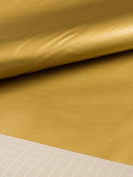 Gewebeart Ripstop Ripstop-Polyester, PU-beschichtet, B1 flammhemmend, 70g/qm