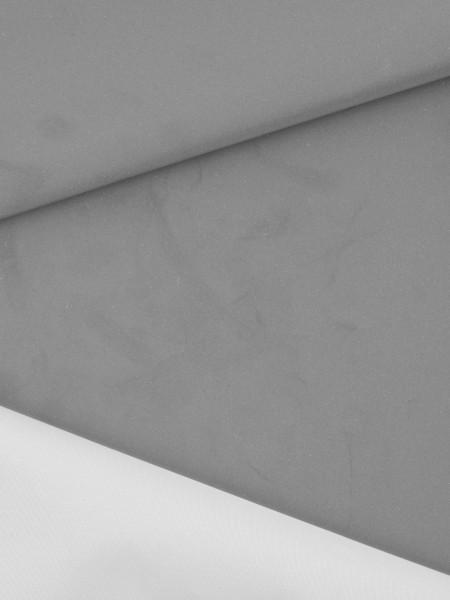 Gewebeart Taft Reflex-Gewebe, 100% reflektierend, 250g/qm, Kleinmenge, silber
